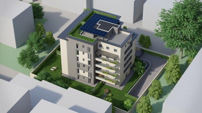Le Terrazze del Centro edificazione residenziale | Monza Brianza